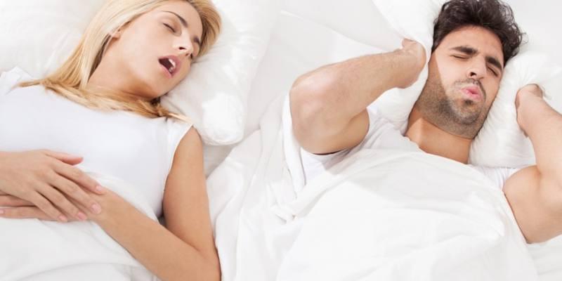 Храп и его лечение у женщин в домашних условиях