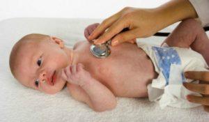 врожденная пневмония