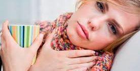 хрипит голос горло не болит