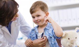 бронхит у ребенка 3 лет
