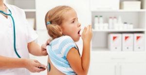 бронхоспазма у детей