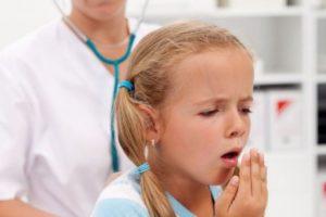 ребенок кашляет без остановки
