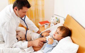 Как эффективно лечится пневмония у грудничка