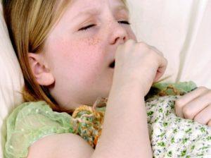 лечение кашля при пневмонии