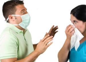 микобактериоза легких