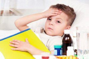 Симптомы и лечение острого бронхита у ребенка