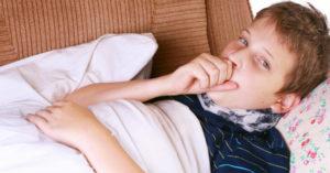 лечение острого ларинготрахеита